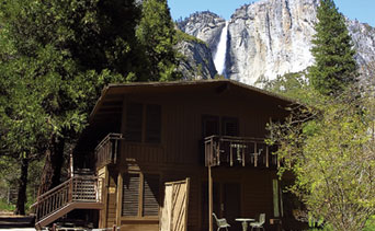 Życie i praca w USA - Program H2b - Yosemite Lodge